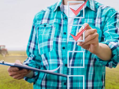 Die ultimative Checkliste für deinen Betriebsmittel-Einkauf