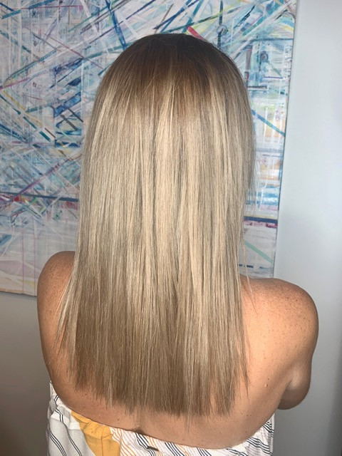 Shiny and straight to the max