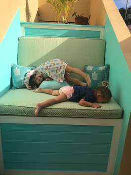 The perfect nap station