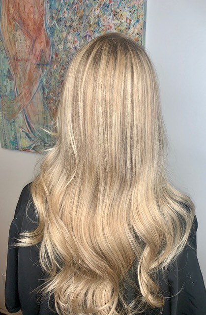 Thick and healthy with end wave