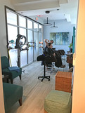 Cuts and colors in the salon
