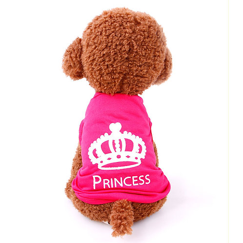 Playera Princess
