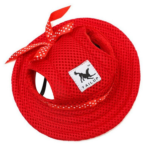 Gorra Tail Up, red