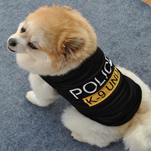 Playera Police K-9 Unit