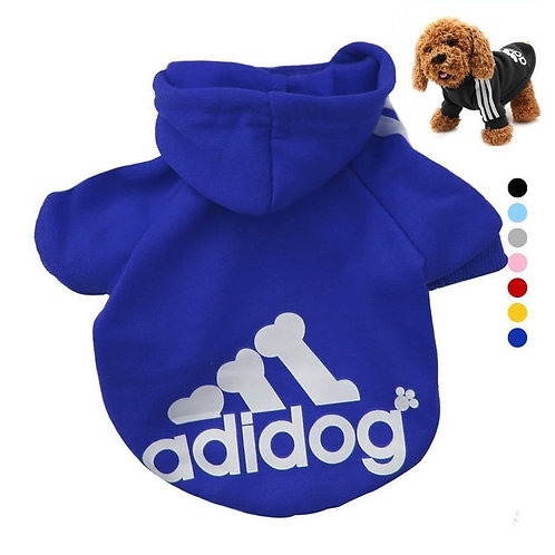 Sudadera Adidog, blue