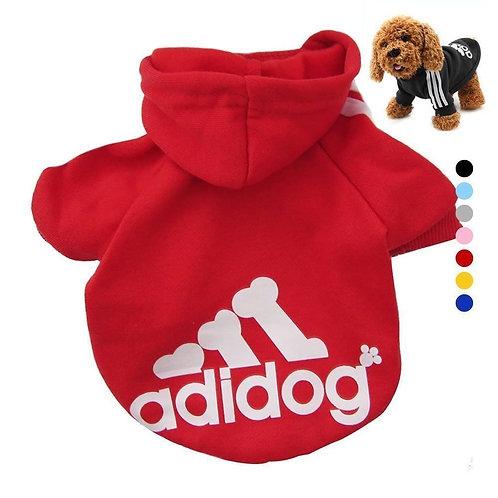 Sudadera Adidog, red