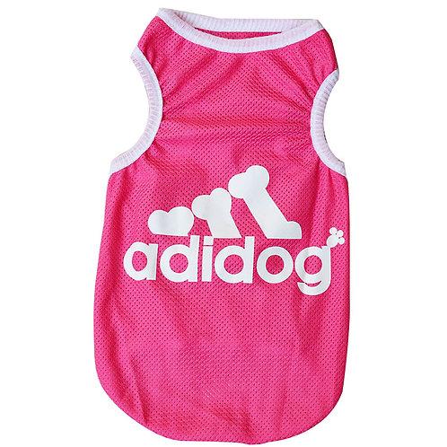 Playera Adidog pink