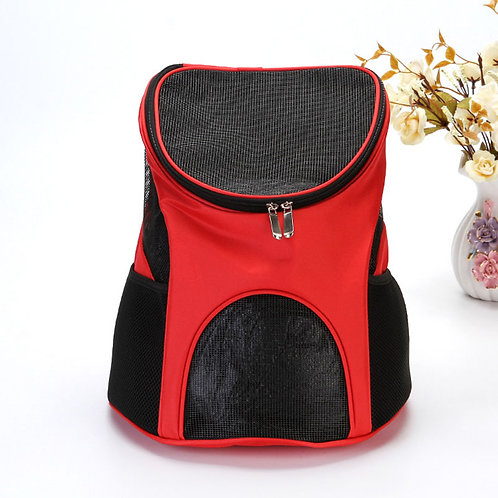 Mochila transportadora para mascotas