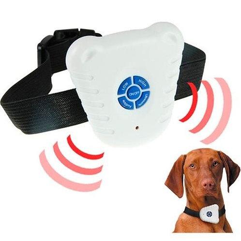 Collar Antiladrido Ultrasónico para entrenamiento canino