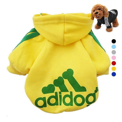 Sudadera Adidog, yellow