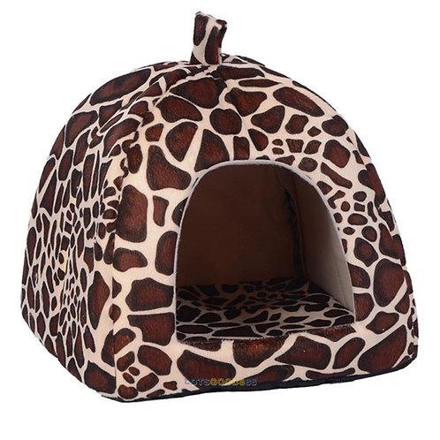 casita leopardo