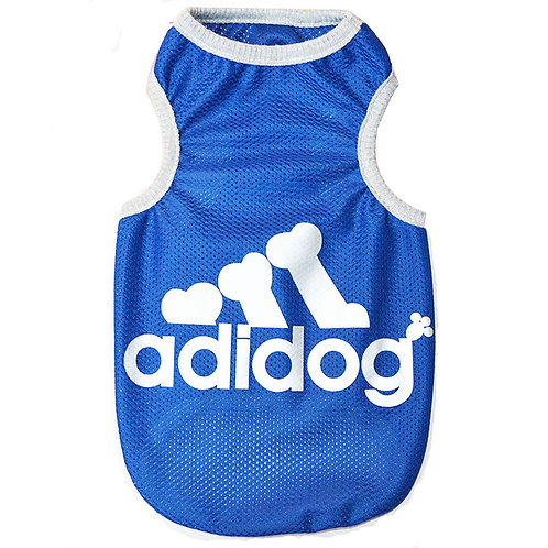 Playera Adidog blue