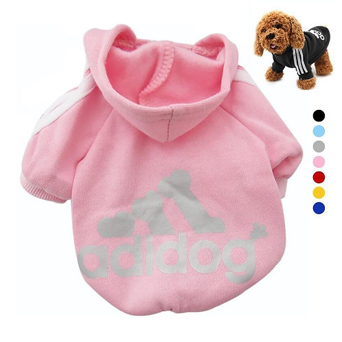 Sudadera Adidog, pink