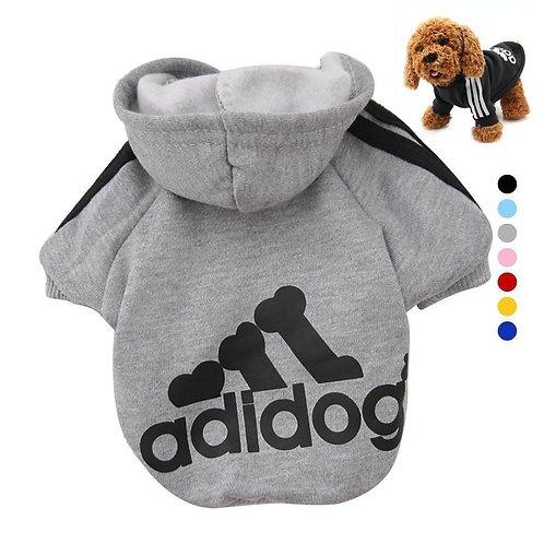 Sudadera Adidog, grey