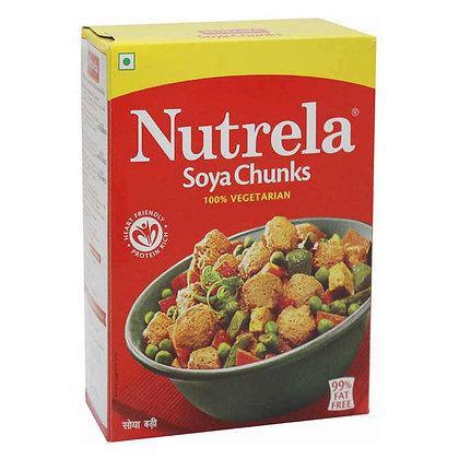 Nutrela Soya Chunks 200g+20g Extra