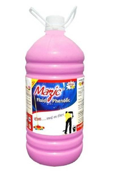Floor Cleanner Mazic Colour Phenyl Fluid 5L