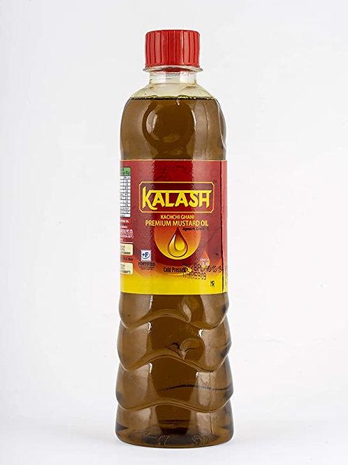 Kalash Mustard Oil 500ml Bottle