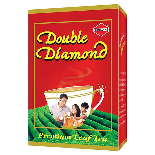 Duncans Double Diamond Premium Tea 250g+ Cup Free