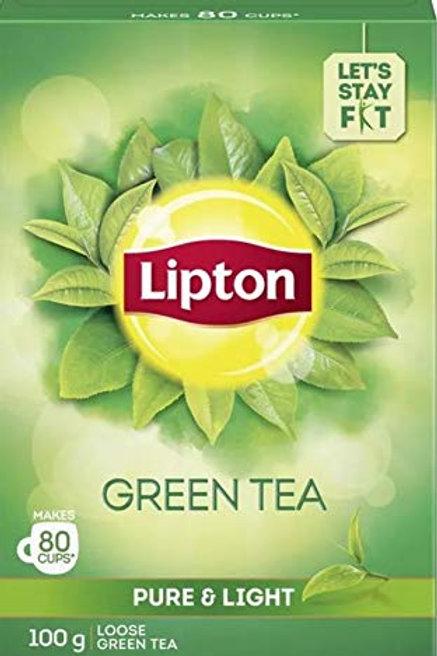 Lipton Loose Green Tea 100 gms