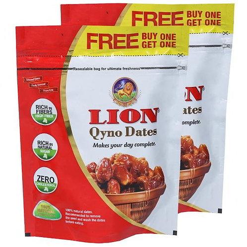 Lion QynoDates 250 gms + 250 gms