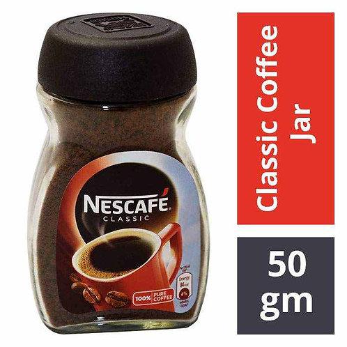 Nescaf� Classic Coffee Jar : 50 gms