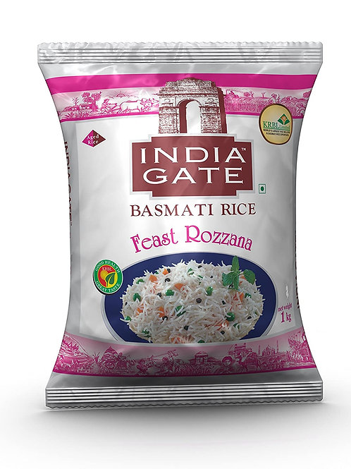 IndiaGate Feast Rozanna 1Kg