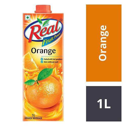 Real Fruit Power Orange Juice : 1 Litre