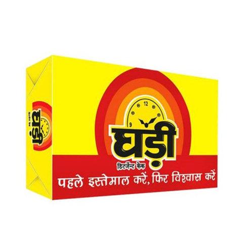 Ghadi Detergent Bar  ( Pack Of 5 Pieces, 10*5 )