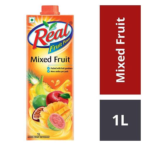 Real Fruit Power Mixed Fruit Juice : 1 Litre