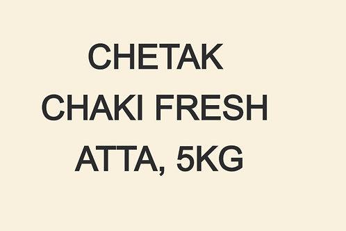 Chetak Chakki Fresh Atta 5kg