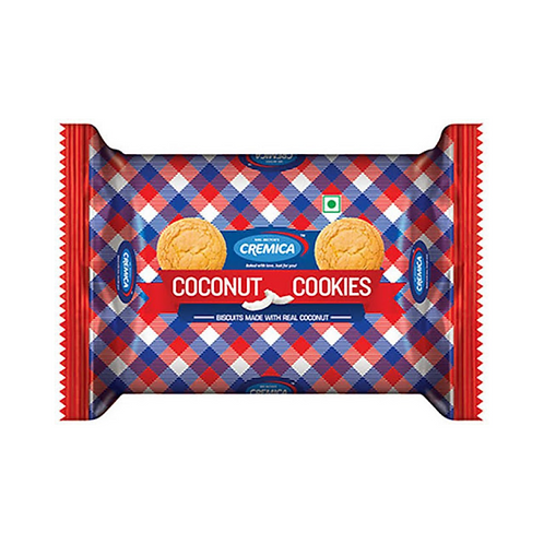 Cremica Coconut Cookies 200g