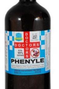 Doctors Phenyle Black Disinfectant 450 ml
