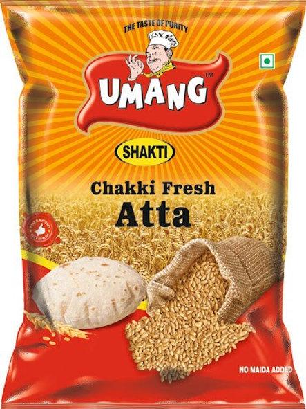 Umang Chakki Fresh Atta 5kg