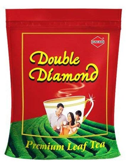 Duncans Double Diamond Premium Tea 1Kg + Steel Thali
