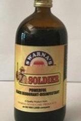 Swarna Soldier Phenyle Black Disinfectant 450 ml