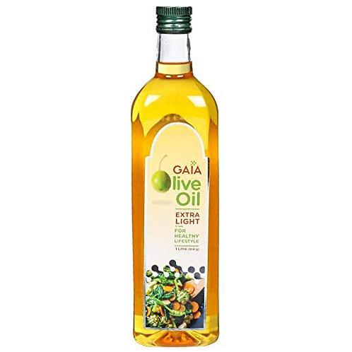 GAIA Extra Light Olive Oil 1L