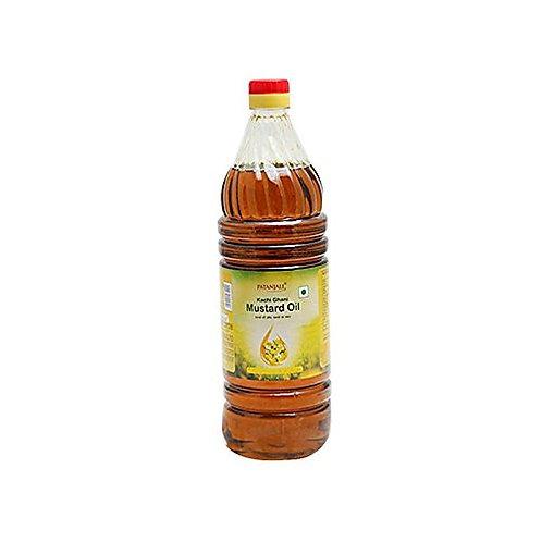Patanjali Fortified Mustard Oil 1L