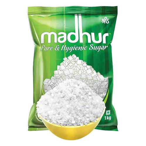 Madhur Pure & Hygienic Sugar (M) : 1 kg