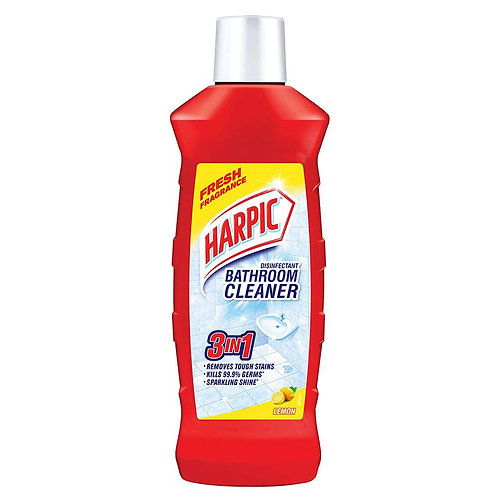 Harpic Bathroom Cleaner Lemon 500 ml