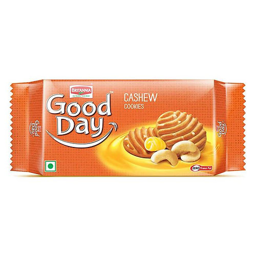 Britannia Good Day Cashew Cookies 200g