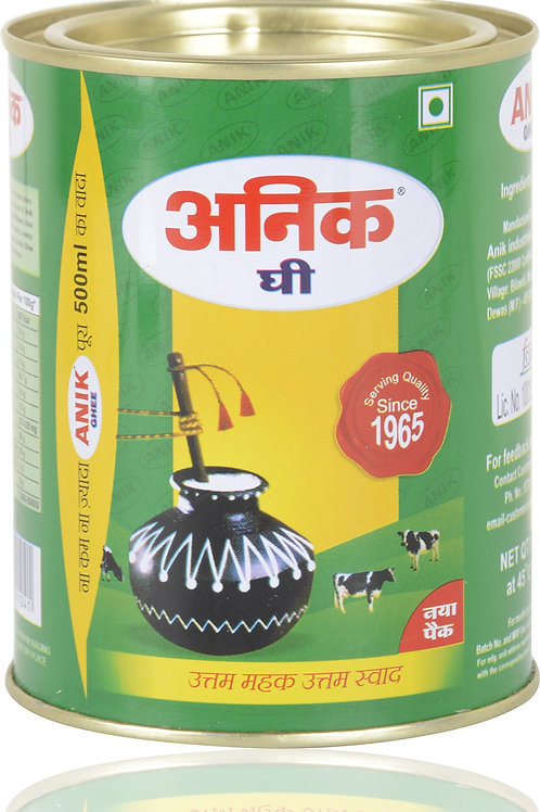 Anik Ghee Jar 500ml