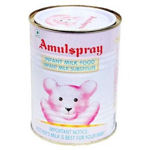 Amulspray Infant Milk Food Tin 1Kg
