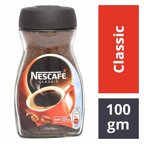 Nescaf� Classic Coffee Jar : 100 gms