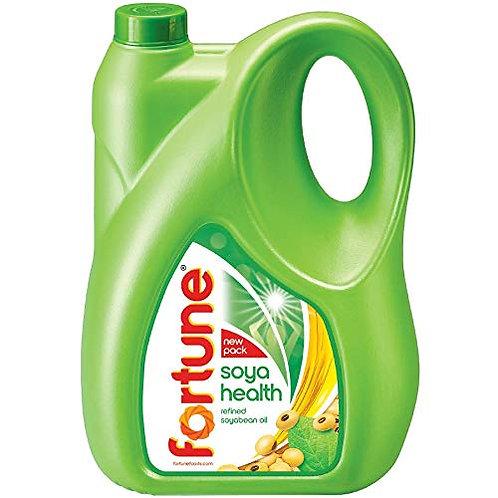 Fortune Soya Bean Oil 5L Jar