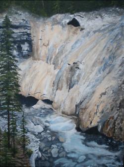 Johnston Canyon, Banff