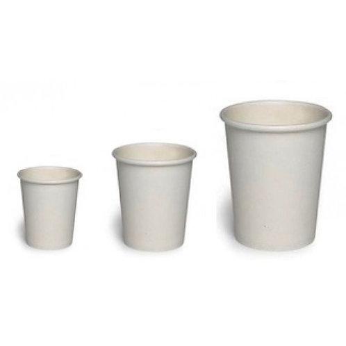 Pack de 10 gobelets en carton pour café/thé