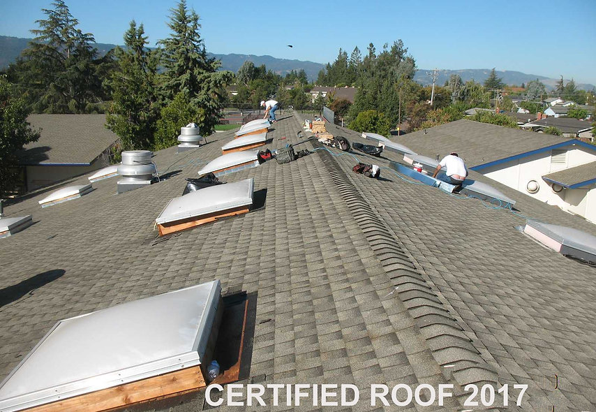 best shingle roof repair in Stockton