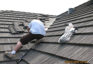 Tile Roof Leaks