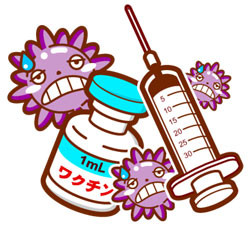 インフルエンザワクチン