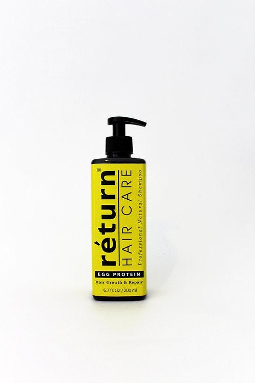 """Egg Protein Natural Shampoo"" Шампунь для сухих волос"